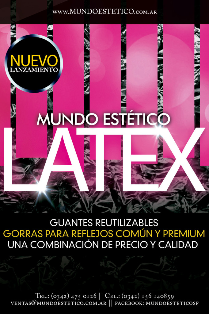 Mundo Estético LATEX
